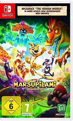 Einfach und sicher online bestellen: Marsupilami: Hoobadventure Tropical Edition in Österreich kaufen.