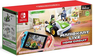 Einfach und sicher online bestellen: Mario Kart Live: Home Circuit Luigi in Österreich kaufen.