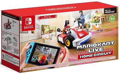 Einfach und sicher online bestellen: Mario Kart Live: Home Circuit Mario in Österreich kaufen.