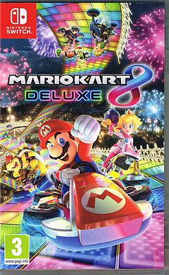 Einfach und sicher online bestellen: Mario Kart 8 Deluxe (AT-PEGI) in Österreich kaufen.