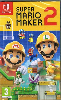 Einfach und sicher online bestellen: Super Mario Maker 2 (AT-PEGI) in Österreich kaufen.