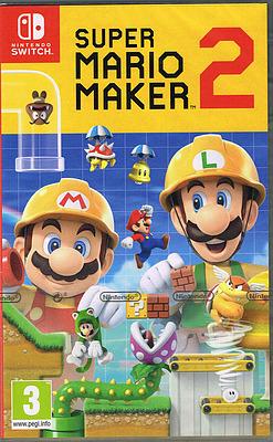 Einfach und sicher online bestellen: Super Mario Maker 2 (PEGI) in Österreich kaufen.