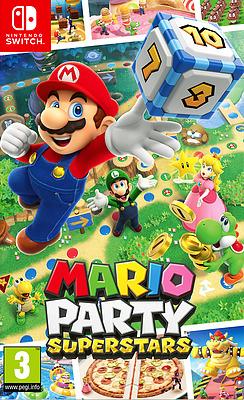 Einfach und sicher online bestellen: Mario Party Superstars (AT-PEGI) in Österreich kaufen.