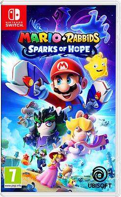 Einfach und sicher online bestellen: Mario + Rabbids: Spark of Hope (AT-PEGI) in Österreich kaufen.