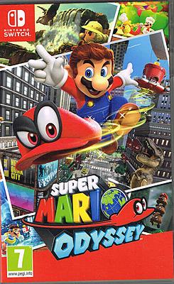 Einfach und sicher online bestellen: Super Mario Odyssey (AT-PEGI) in Österreich kaufen.