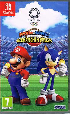 Einfach und sicher online bestellen: Mario & Sonic bei den Olympischen Spielen (AT) in Österreich kaufen.
