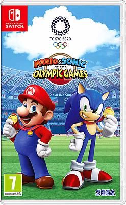Einfach und sicher online bestellen: Mario & Sonic bei den Olympischen Spielen (PEGI) in Österreich kaufen.