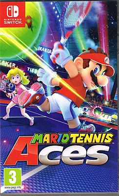 Einfach und sicher online bestellen: Mario Tennis Aces (EU-Import) in Österreich kaufen.