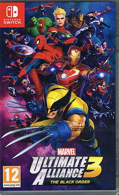 Einfach und sicher online bestellen: Marvel Ultimate Alliance 3: The Black Order in Österreich kaufen.
