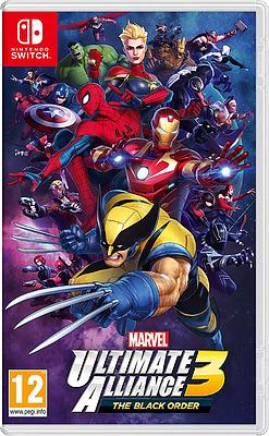 Einfach und sicher online bestellen: Marvel Ultimate Alliance 3: The Black Order (PEGI) in Österreich kaufen.