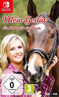 Einfach und sicher online bestellen: Mein Gestüt: Ein Leben für die Pferde in Österreich kaufen.