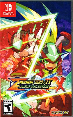 Einfach und sicher online bestellen: Mega Man Zero/Zx Legacy Collection (US-Import) in Österreich kaufen.