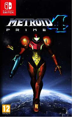 Einfach und sicher online bestellen: Metroid Prime 4 (AT-PEGI) in Österreich kaufen.
