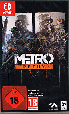 Einfach und sicher online bestellen: Metro Redux Day 1 Edition inkl. Ranger Cache in Österreich kaufen.