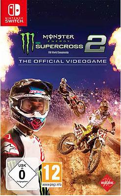 Einfach und sicher online bestellen: Monster Energy Supercross 2 in Österreich kaufen.