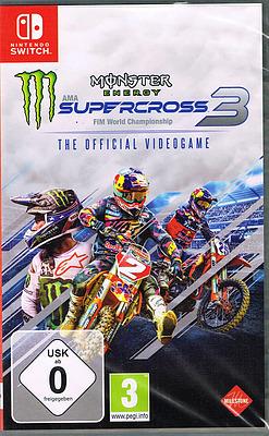 Einfach und sicher online bestellen: Monster Energy Supercross 3 in Österreich kaufen.