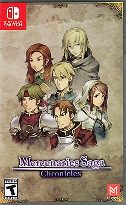 Einfach und sicher online bestellen: Mercenaries Saga Chronicles (US-Import) in Österreich kaufen.