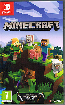 Einfach und sicher online bestellen: Minecraft: Nintendo Switch Edition (AT-PEGI) in Österreich kaufen.