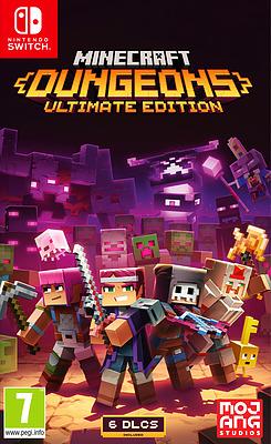 Einfach und sicher online bestellen: Minecraft Dungeons Ultimate Edition (AT-PEGI) in Österreich kaufen.