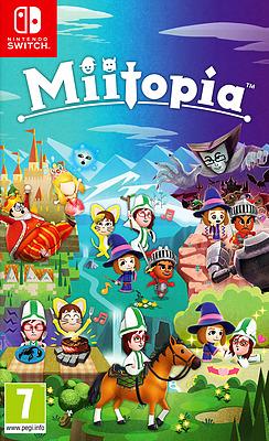 Einfach und sicher online bestellen: Miitopia (AT-PEGI) in Österreich kaufen.