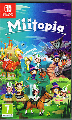 Einfach und sicher online bestellen: Miitopia (PEGI) in Österreich kaufen.
