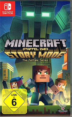 Einfach und sicher online bestellen: Minecraft: Story Mode Season 2 in Österreich kaufen.