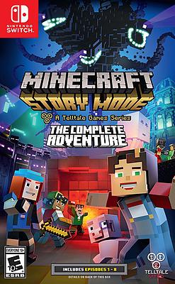 Einfach und sicher online bestellen: Minecraft: Story Mode: The Complete Adventure (EU) in Österreich kaufen.
