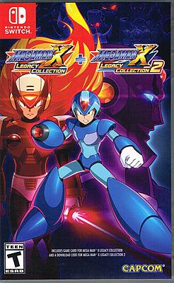 Einfach und sicher online bestellen: Megaman X Legacy Collection 1 + 2 (US-Import) in Österreich kaufen.