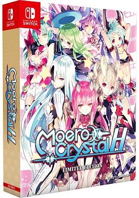 Einfach und sicher online bestellen: Moero Crystal H Limited Edition (Asia-Version) in Österreich kaufen.