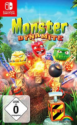 Einfach und sicher online bestellen: Monster Dynamite in Österreich kaufen.