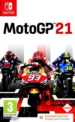 Einfach und sicher online bestellen: MotoGP 21 + 5 Boni (AT-PEGI) in Österreich kaufen.