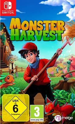 Einfach und sicher online bestellen: Monster Harvest in Österreich kaufen.