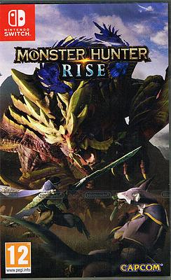 Einfach und sicher online bestellen: Monster Hunter Rise (AT-PEGI) in Österreich kaufen.