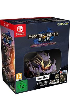 Einfach und sicher online bestellen: Monster Hunter Rise Collectors Edition in Österreich kaufen.