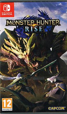Einfach und sicher online bestellen: Monster Hunter Rise (PEGI) in Österreich kaufen.