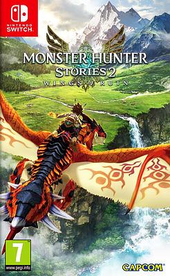 Einfach und sicher online bestellen: Monster Hunter Stories 2: Wings of Ruin (PEGI) in Österreich kaufen.