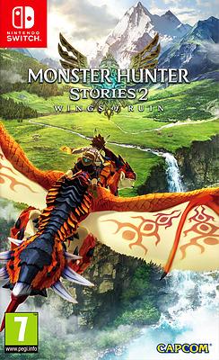 Einfach und sicher online bestellen: Monster Hunter Stories 2: Wings of Ruin (AT-PEGI) in Österreich kaufen.