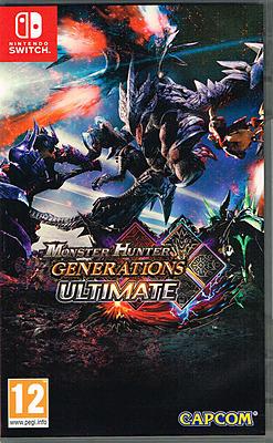 Einfach und sicher online bestellen: Monster Hunter Generations Ultimate (AT-PEGI) in Österreich kaufen.
