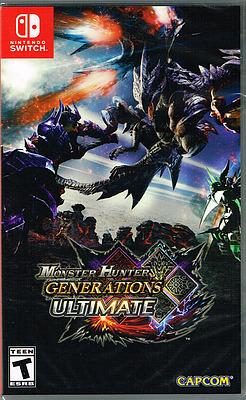 Einfach und sicher online bestellen: Monster Hunter Generations Ultimate (PEGI) in Österreich kaufen.