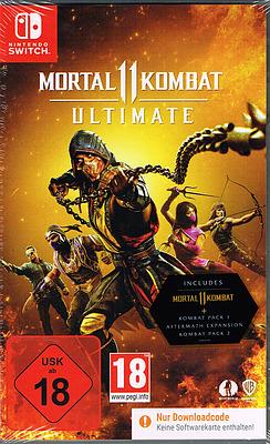 Einfach und sicher online bestellen: Mortal Kombat XI Ultimate Edition in Österreich kaufen.