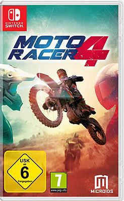 Einfach und sicher online bestellen: Moto Racer 4 in Österreich kaufen.