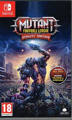 Einfach und sicher online bestellen: Mutant Football League (US-Import) in Österreich kaufen.