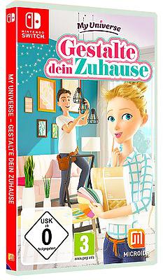 Einfach und sicher online bestellen: My Universe: Gestalte dein Zuhause in Österreich kaufen.