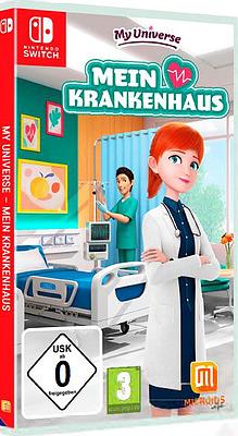 Einfach und sicher online bestellen: My Universe: Mein Krankenhaus in Österreich kaufen.