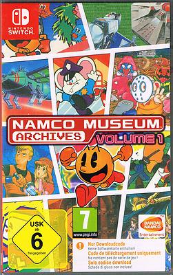 Einfach und sicher online bestellen: Namco Museum Archives Volume 1 in Österreich kaufen.