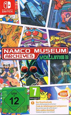 Einfach und sicher online bestellen: Namco Museum Archives Volume 2 in Österreich kaufen.