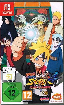Einfach und sicher online bestellen: Naruto Shippuden Ultimate Ninja Storm 4 in Österreich kaufen.