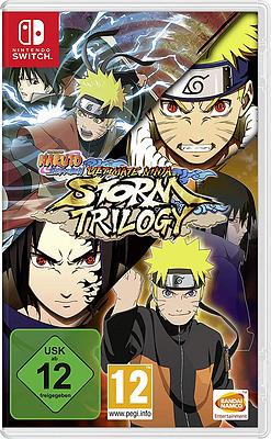 Einfach und sicher online bestellen: Naruto Shippuden Ultimate Ninja Storm Trilogy in Österreich kaufen.