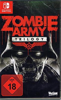 Einfach und sicher online bestellen: Zombie Army Trilogy in Österreich kaufen.