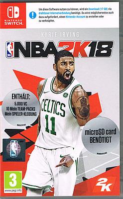 Einfach und sicher online bestellen: NBA 2K18 Day One Edition (AT-PEGI) in Österreich kaufen.